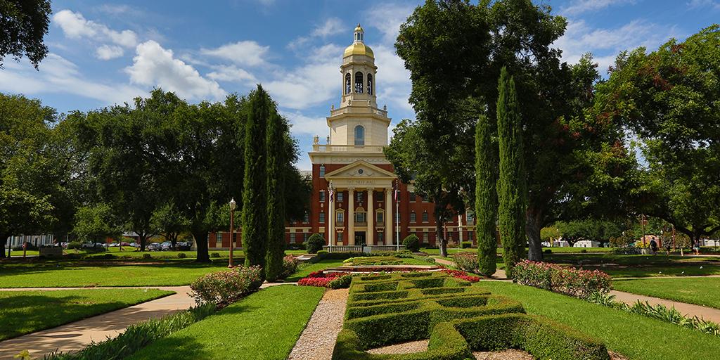 Học bổng du học Mỹ tại Baylor University