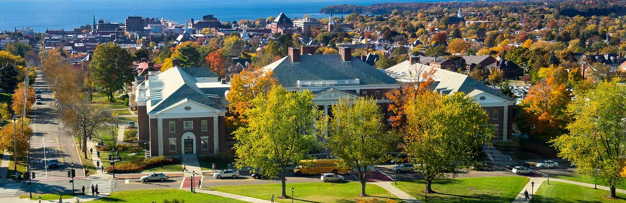Học bổng du học Mỹ tại University of Vermont