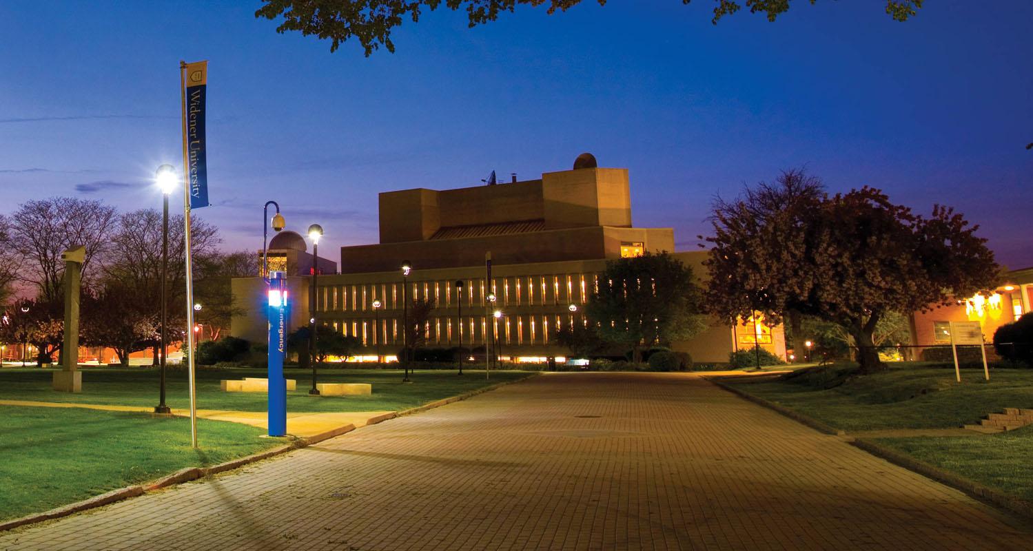 Du học Mỹ cùng với học bổng của Widener University