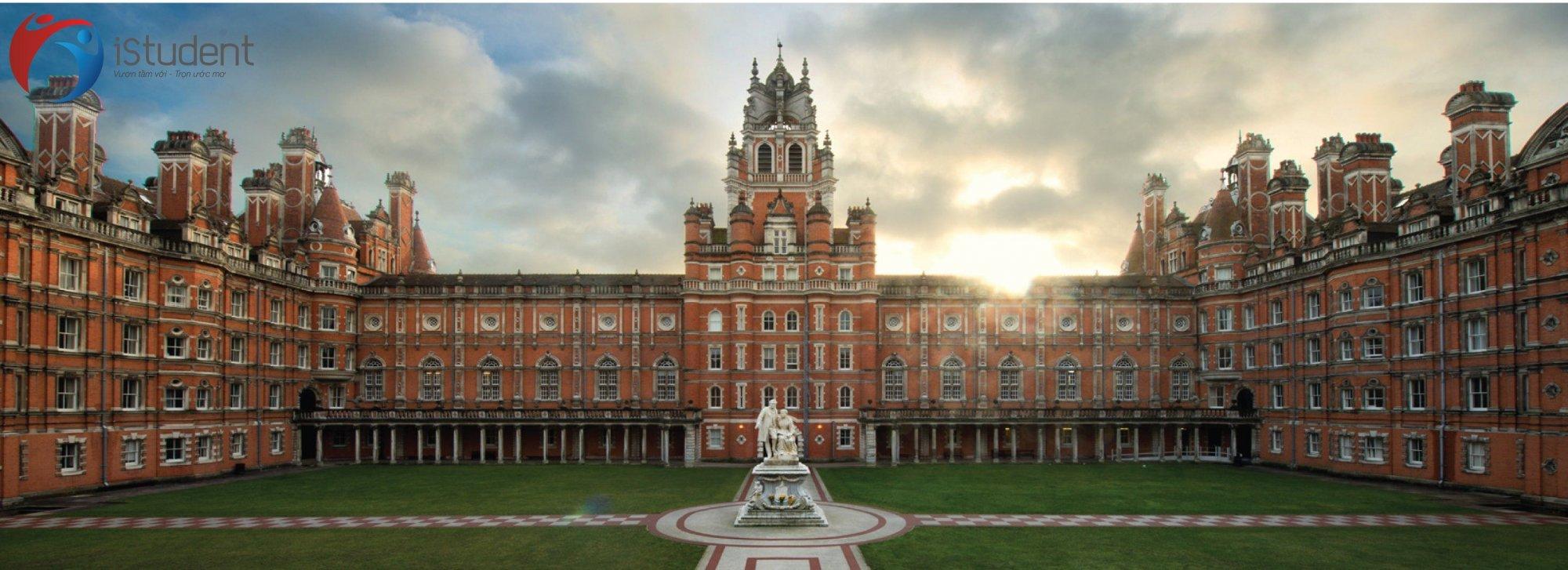 Royal Holloway, University of London - Du học Anh quốc