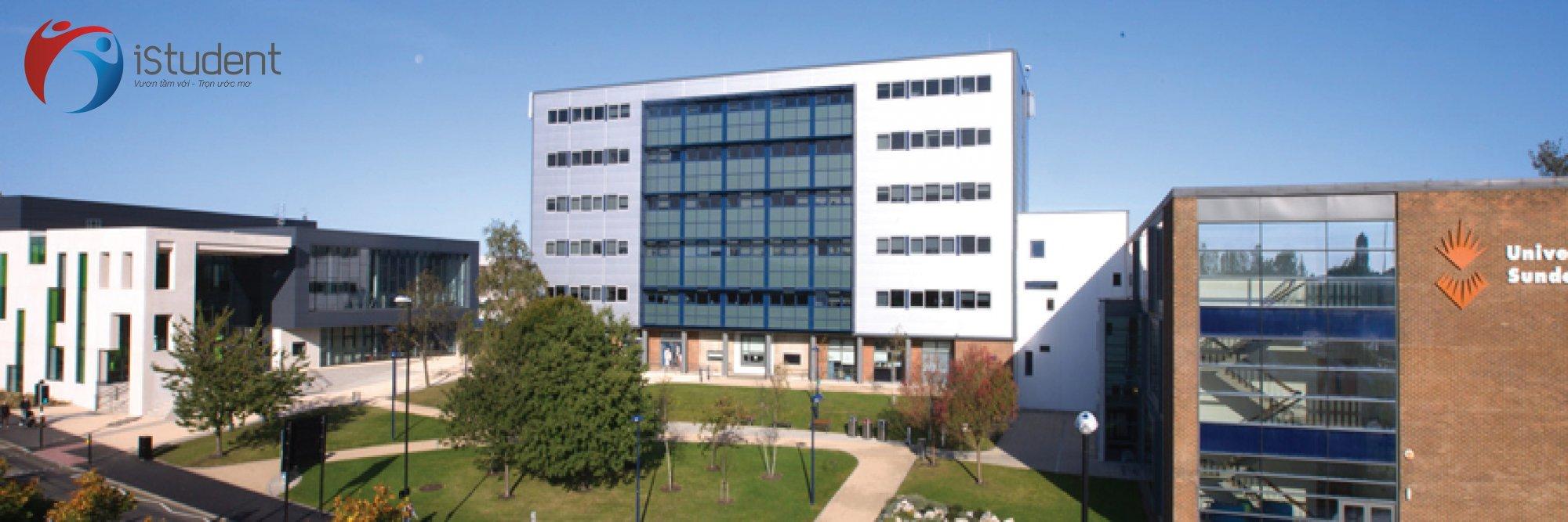 University of Sunderland - Du học Anh