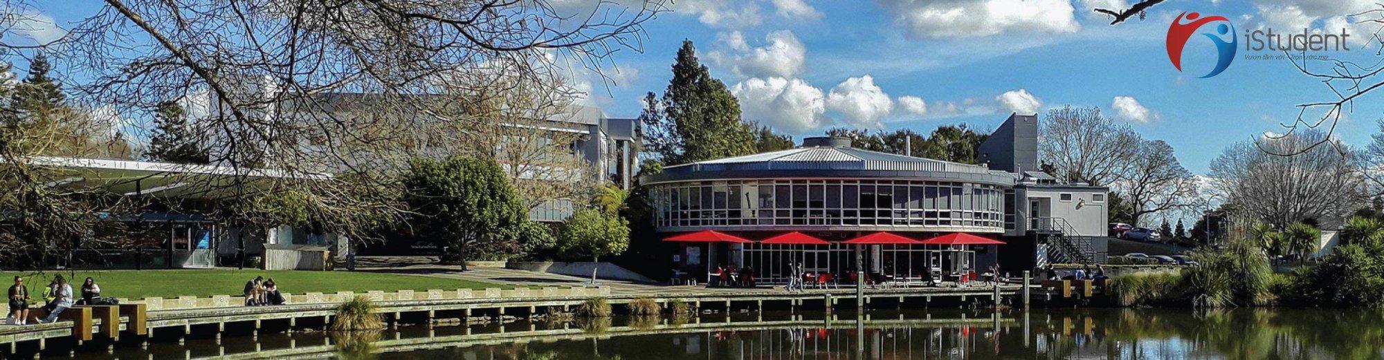 The University of Waikato - Du học New Zealand