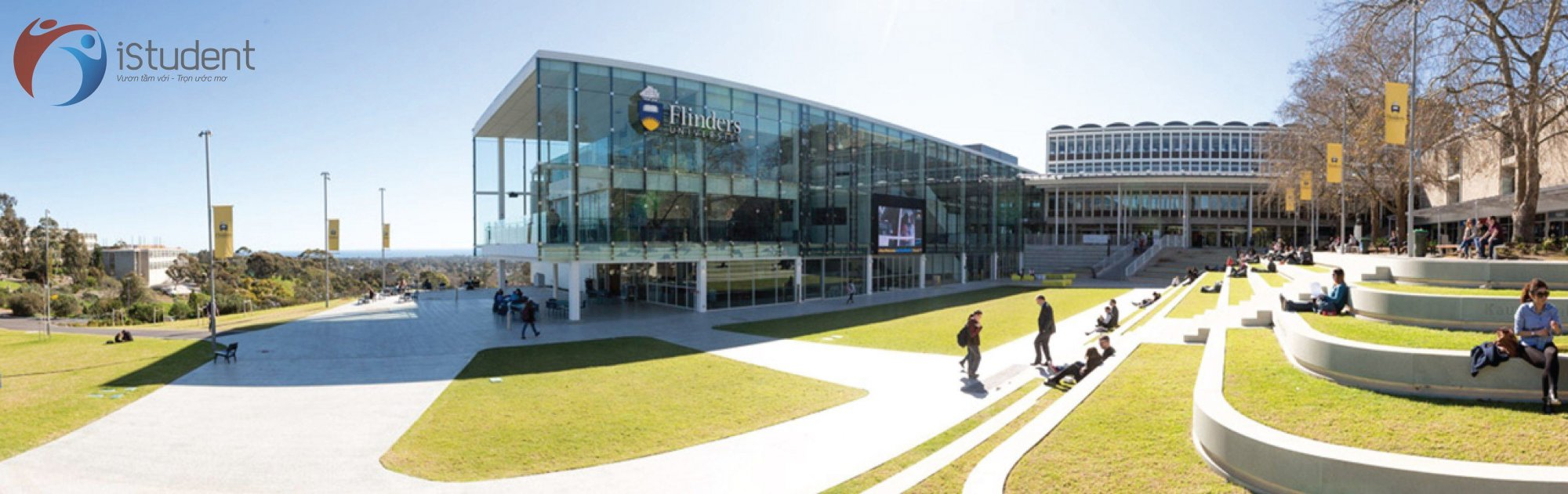 Flinders ISC - Du học Úc