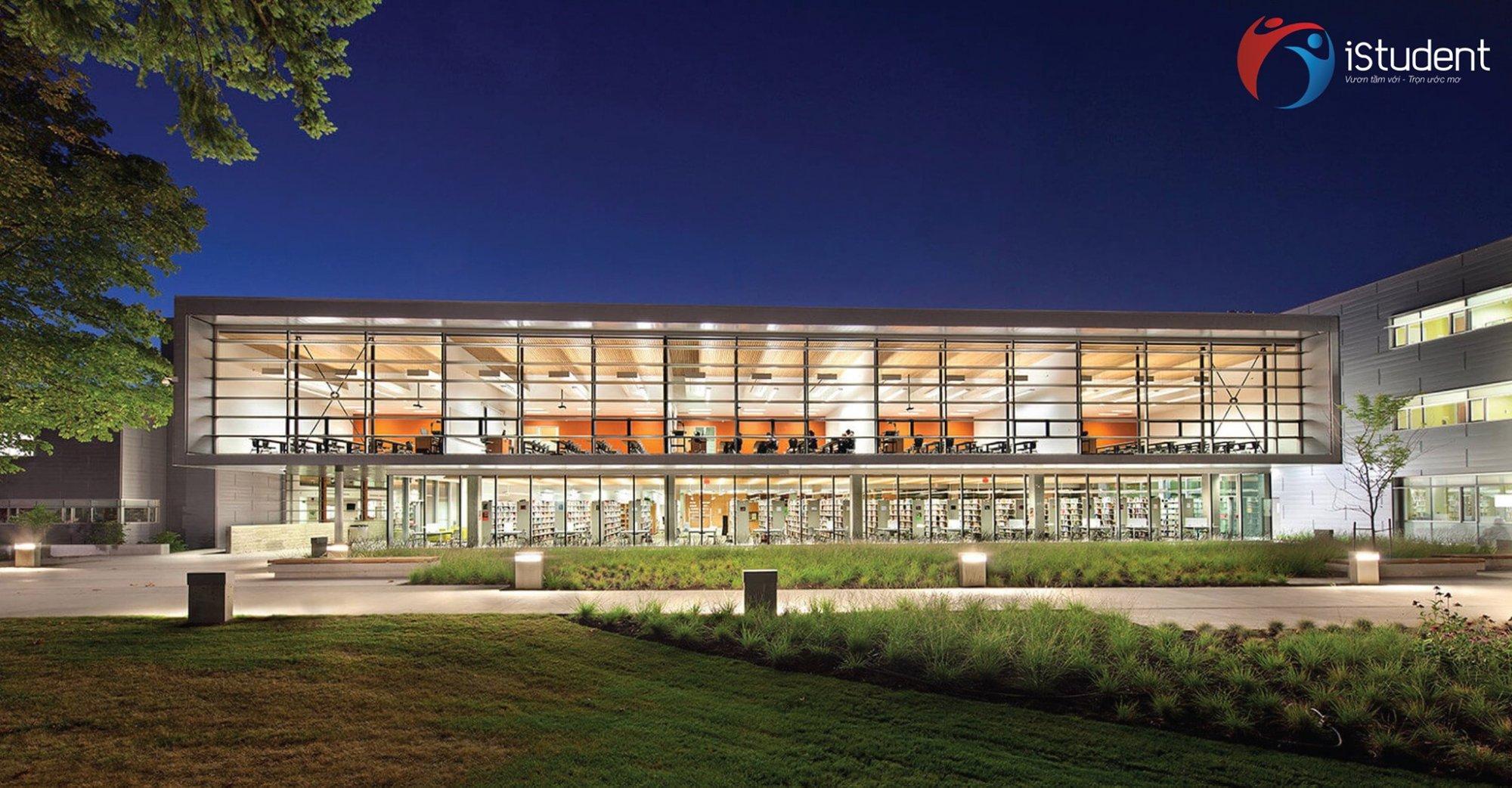 University of theFraser Valley - Du học Canada